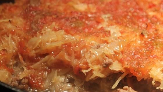 Photo of BBQ Sauerkraut Casserole by flbeachturtle
