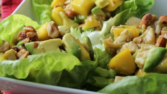 Photo of Chicken, Avocado and Mango Salad by GREENLIME