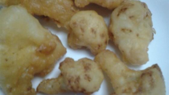 Photo of Grandma Nickie's Deep Fried Cauliflower by mnmoose5