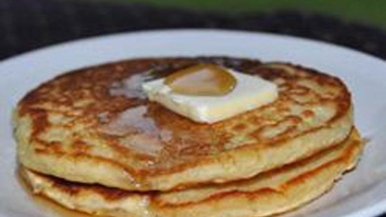 Photo of Buttermilk Pancakes with Vanilla and Nutmeg by ZENNA