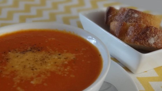 Photo of Roasted Tomato Soup by Cindy Anschutz Barbieri