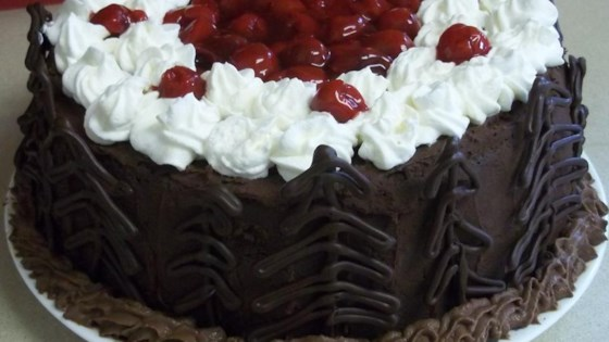 Photo of Jenny's Black Forest Cake by REB_99