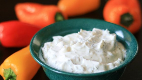 Photo of Herbed Yogurt Dip by Penny