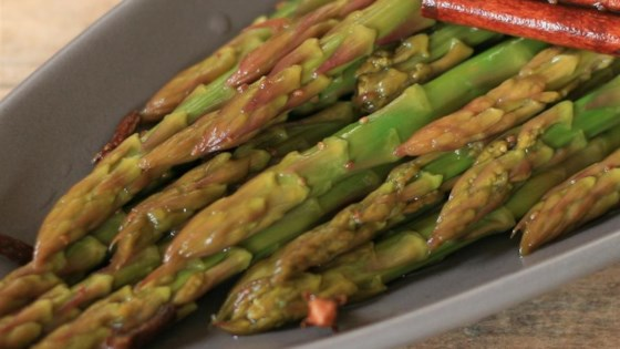 Photo of Sweet and Sour Asparagus by Barbara Kahian