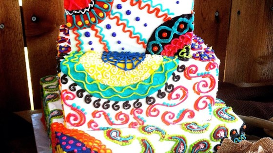 Photo of Cake Fondant by beth plouff