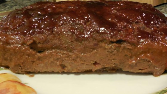 Photo of Bison Meatloaf with Green Chile and Bacon by Robin