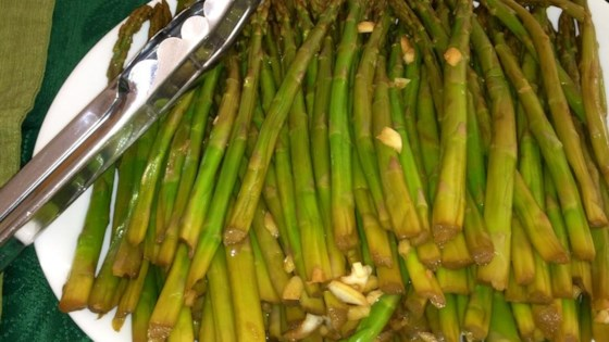 Photo of Asian Marinated Asparagus by Robin