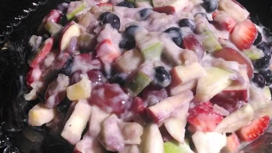 Fruit Salad for Easter Sunday