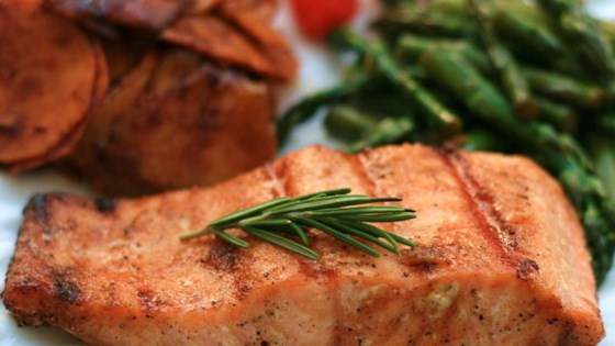 Photo of Cardamom Maple Salmon by rhardoon