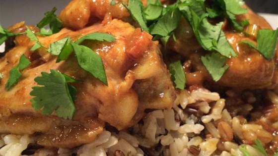Vietnamese Lemon Grass Chicken Curry