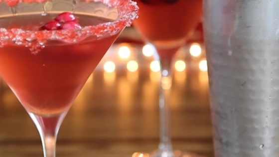Photo of Cranberry Martini by Ed Grivner