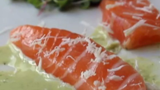 Photo of Quick Cured Salmon by Chef John