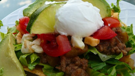 Photo of Chipotle Beef Tostadas by cookingmakesmesmile