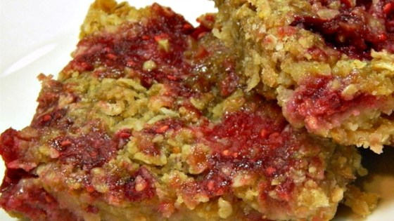 Photo of Raspberry Applesauce Squares by Cheerios