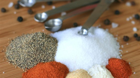 Photo of Homemade Seasoned Salt by Jayna