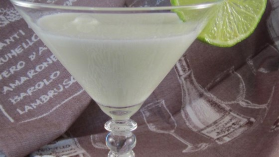 Photo of Key Lime Martini by KNIGHTSOFNEECH