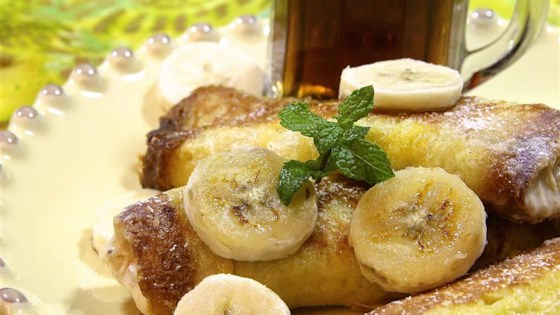 Photo of Banana Roll French Toast by Glo