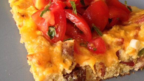 Photo of Potato and Pepper Frittata by Chef John
