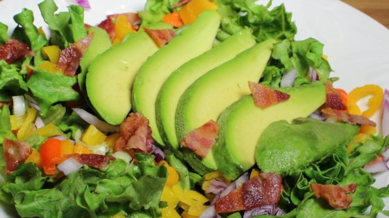 Photo of Quick Avocado Salad by Audrey