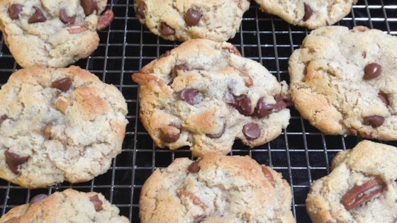Photo of Gluten-Free Chocolate Chip Cookies with Almond Flour by Billy Brown