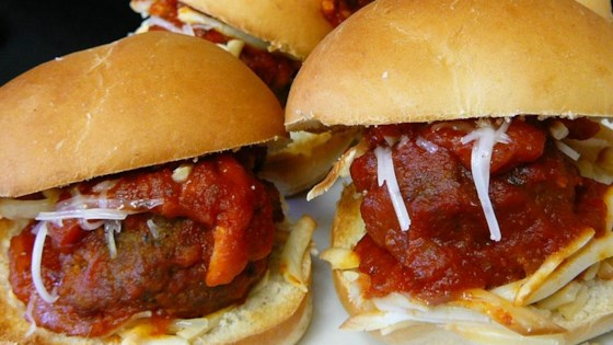 Photo of Mini Meatball Subs by Karen Steinke Reilly