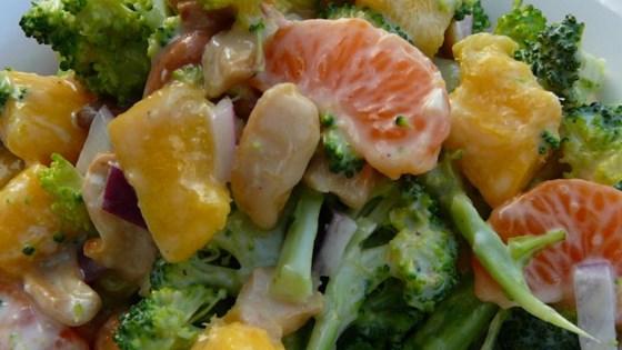 Broccoli Mango Salad Recipe