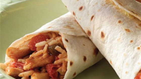 Photo of Chicken and Rice Burritos by Minute® Rice