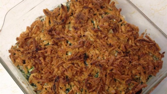 Photo of Quick and Easy Spinach Casserole by JASON30