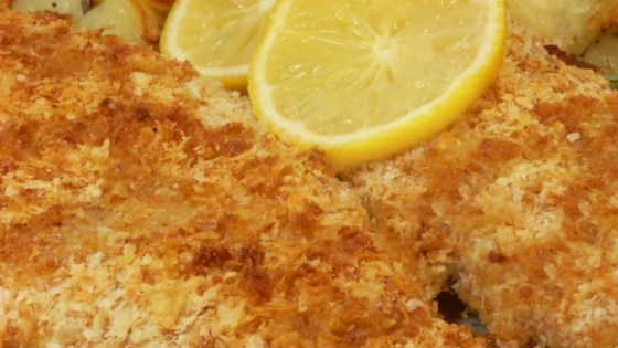 Crispy Baked Walleye Recipe Allrecipes Com