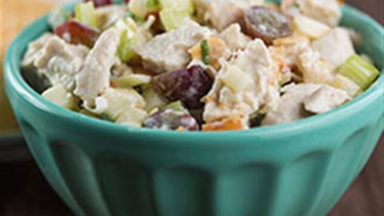 Photo of Toasted Coconut Chicken Salad by Silk