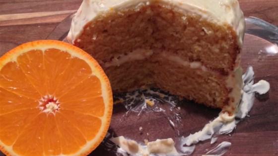 Marie-Claude's Orange Cake