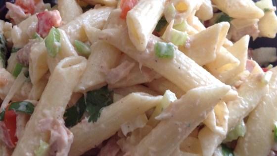 Photo of Macaroni Tuna Salad by Sally Rogers