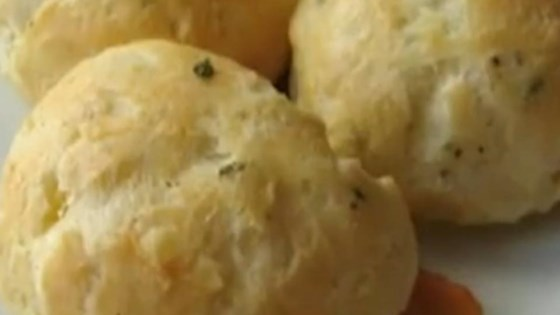 Photo of Chef John's Party Cheese Puffs  by Chef John