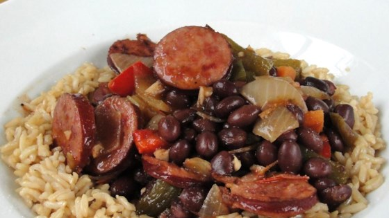 Photo of Pacific Cuban Black Beans and Rice by Fancy Nancy