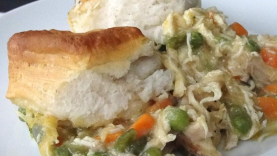 Photo of Melanie's Chicken Biscuits Casserole by Melanie Ezekiel
