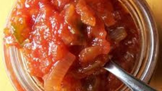 Photo of Big Ray's Rhubarb Relish Recipe by bfr610