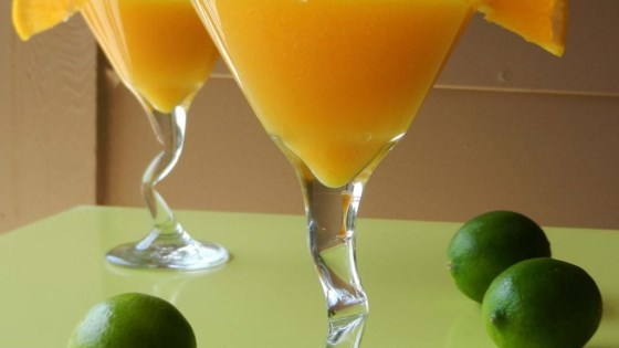 Photo of Mango Orange Slush by peekncook