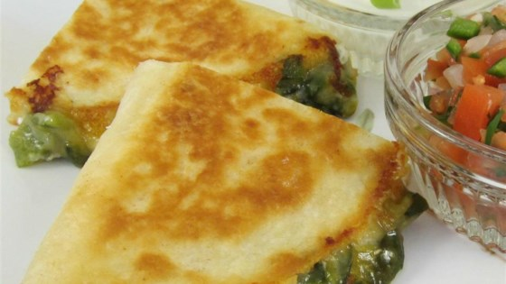 Photo of Jalapeno Popper Quesadillas by laurieish