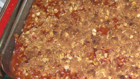 Photo of Strawberry Rhubarb Cobbler by bheavnly