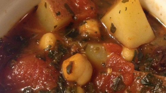 Photo of Moroccan Chickpea Stew by Mari