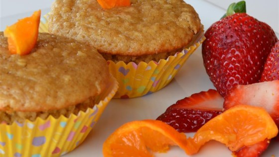 Photo of Orange Oatmeal Muffins by Doreen Wetheral