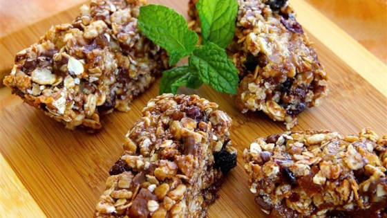 Photo of Peanut Butter Granola Bars by missrochester