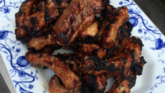 Photo of Barbecued Korean Ribs by Kikkoman