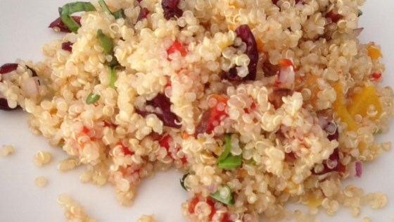 Photo of Lemon-Basil Quinoa Salad by manella