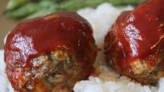 Baked BBQ Meatballs