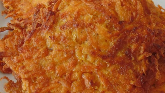 Photo of Curried Sweet Potato Latkes by Baritone Bob