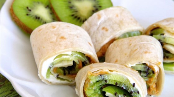Photo of Kiwi Wraps or Rolls by FreshBaby.com