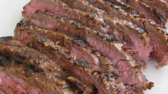 Grilled Coffee And Cola Skirt Steak Recipe Allrecipes Com