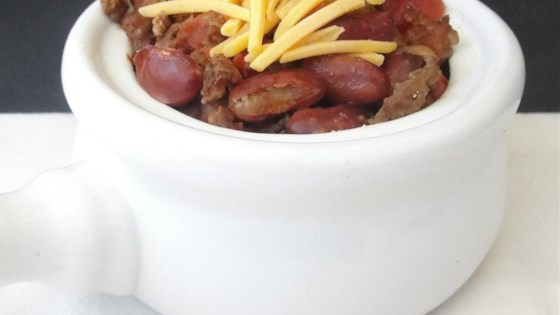 Photo of Prize-Winning Chili by Howard