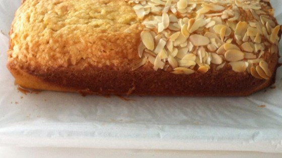 Scandinavian Almond Bread Recipe
